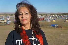 Sioux Nation Elder LaDonna Brave Bull Allard
