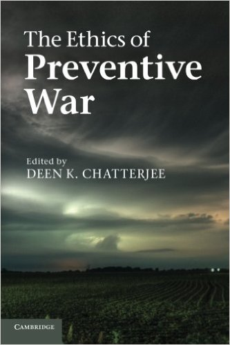 Ethic of Preventive War