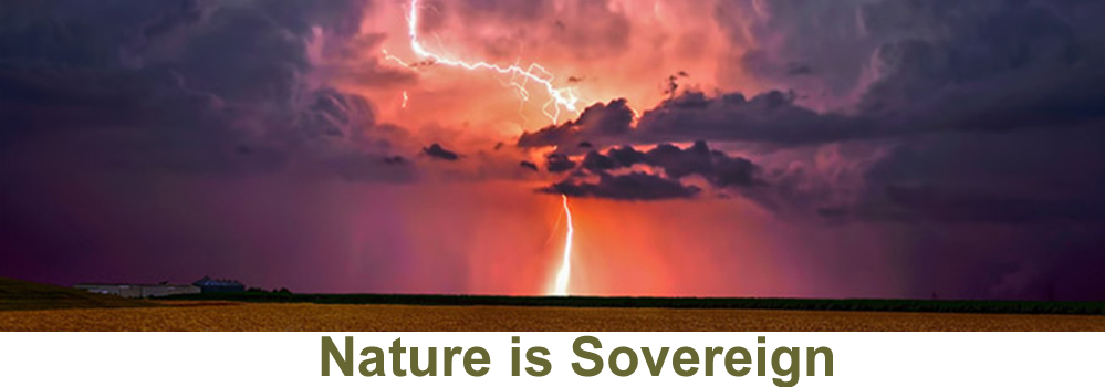 Nature is Soverign