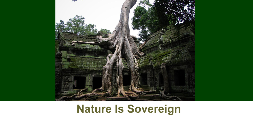 Nature Is Sovereign